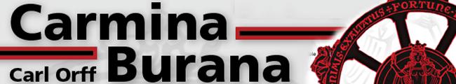 10.07.2009 Orff: CARMINA BURANA