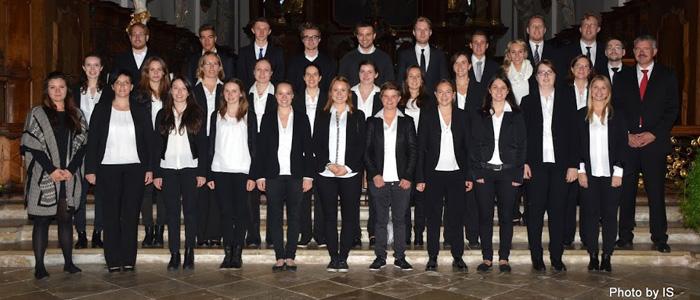 CHORios 2015 - Konzert in Obermedlingen
